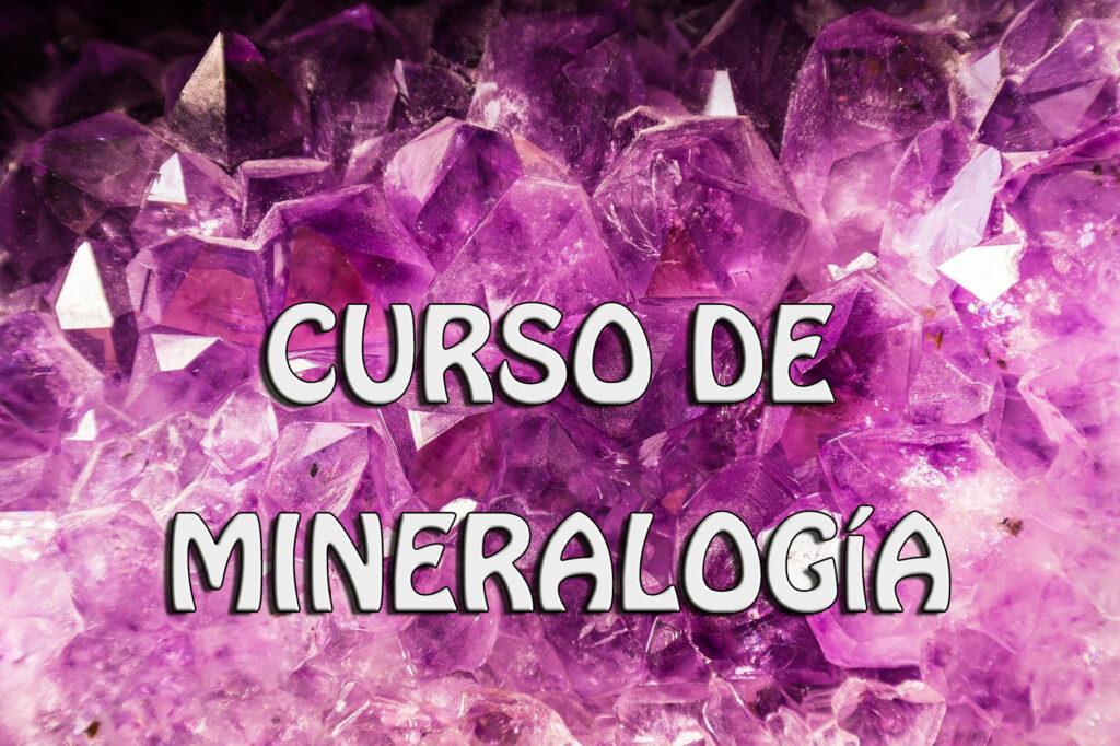 curso de mineralogía